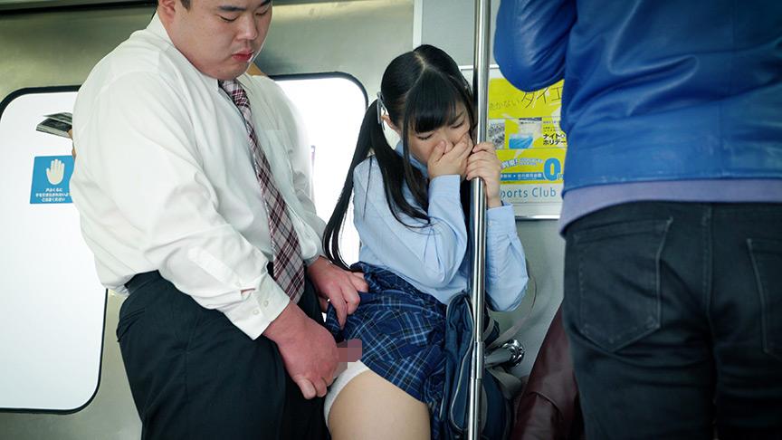 満員電車で接吻挑発、発情素股されちゃって… ベスト 画像 7