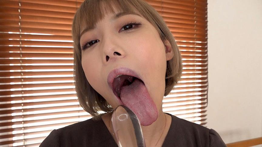 神テクニックを持つ蛇舌妻 川菜美鈴 28歳 結婚5年目 画像1