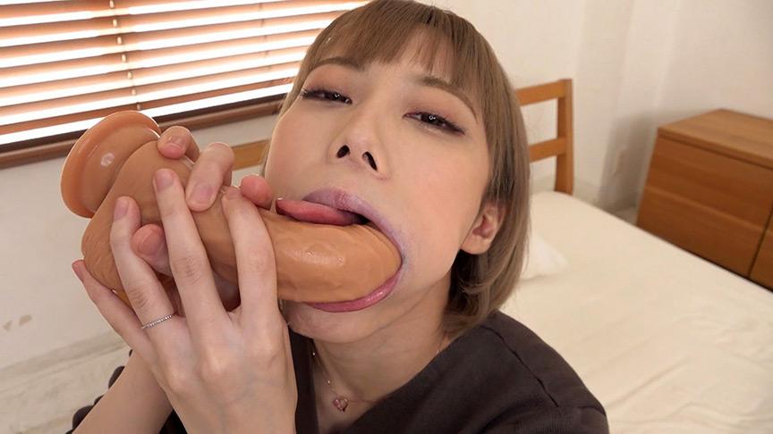 神テクニックを持つ蛇舌妻 川菜美鈴 28歳 結婚5年目 画像2