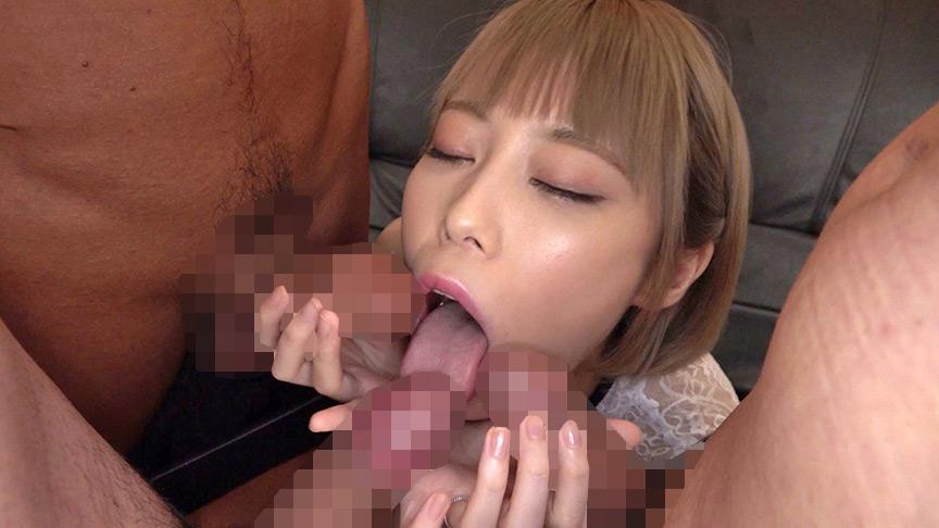 神テクニックを持つ蛇舌妻 川菜美鈴 28歳 結婚5年目 画像10
