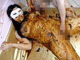 夫公認 パート主婦35歳 単身上京スカトロ性交体験