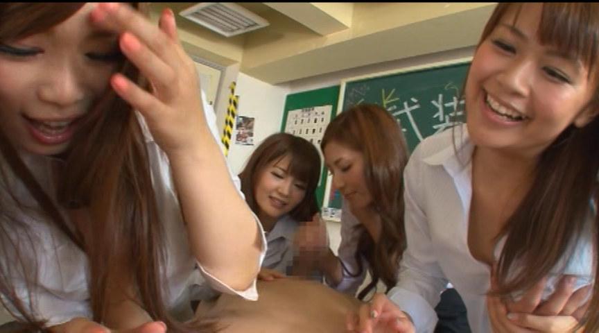 私立ガチハメ痴女学園!4人の女教師が生徒をエロ教育