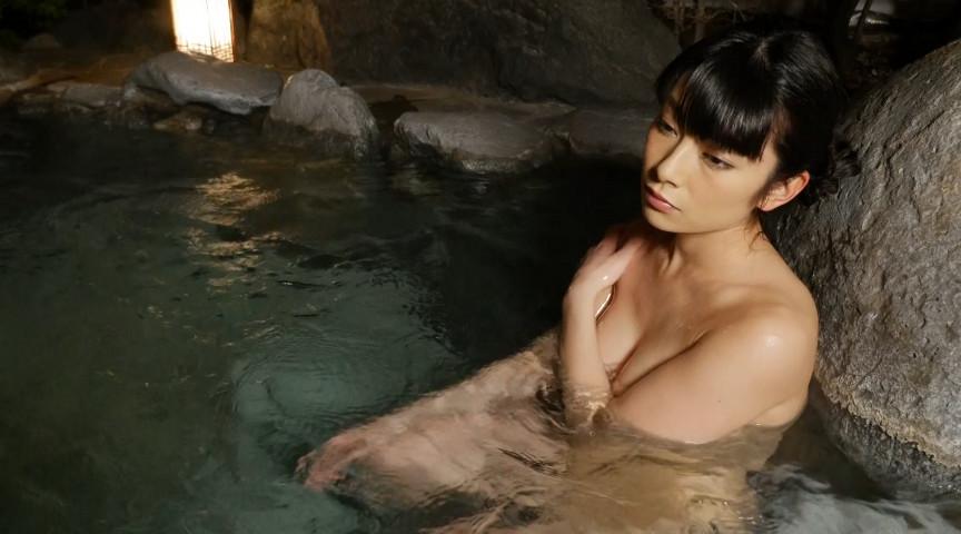 「混浴気分vol.21~湯けむりfall in love~」春野恵 9枚目