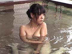「シリーズ・湯けむり美女図鑑 其ノ壱」