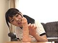 素人・AV人気企画・女子校生・ギャル サンプル動画:元卓球選手のシェイクハンド/しおり