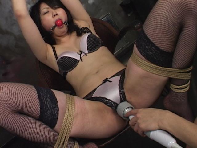 アナル責めでイキ狂う美巨乳ドM女子大生 ゆりえ19才 の画像8
