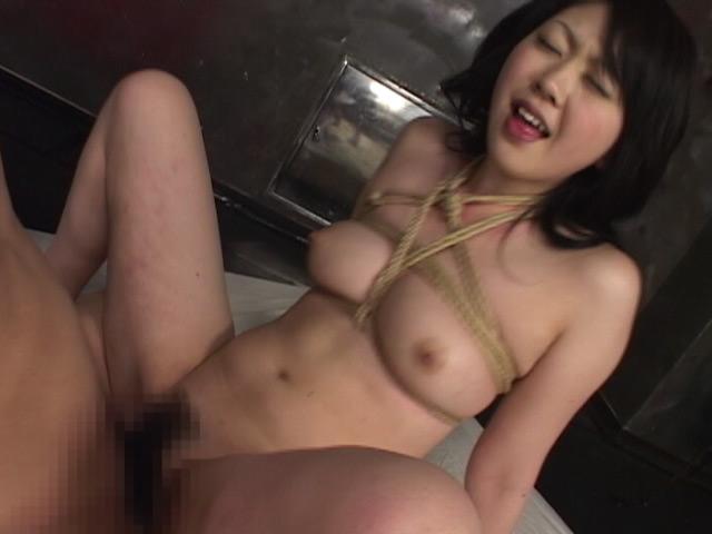 アナル責めでイキ狂う美巨乳ドM女子大生 ゆりえ19才 の画像2