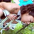 コスプレスカトロ白書 紺野早紀 バニーガール編