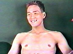 【イケメンゲイ動画】ザ面接 PART2 うれし恥ずかし男優日記
