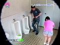 もしも男性トイレの便器がカワイイ女の子だったら-7