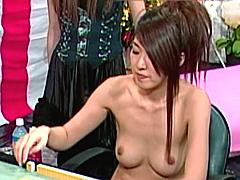 美人雀士の脱衣マージャン 2008秋濃縮版 開局10周年2