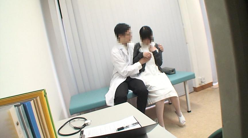 流出!ちょいワル産婦人科医の本●診察VTR4のサンプル画像