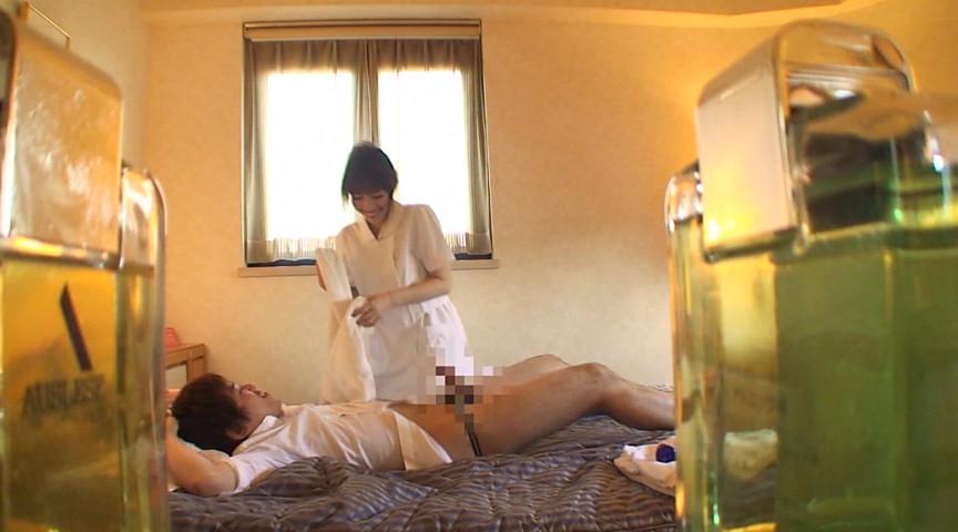 ホテルの女性マッサージ師はヤラせてくれるのか?4時間のサンプル画像