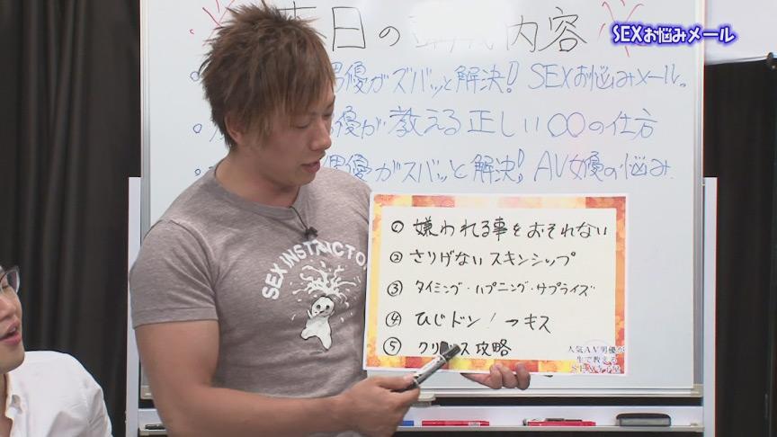 人気AV男優が生で教えるSEX寺子屋2 完全版