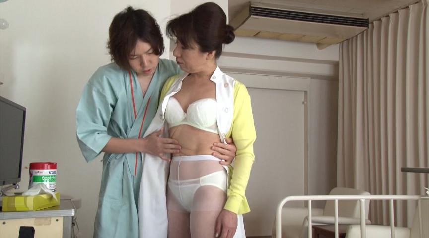 おばあちゃんナースしかいない病院に入院したら 画像 15