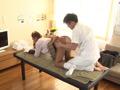 流出!全国で1番スカートが短いと言われる茨城の女子●生たちが性感マッサージでイカされまくっている秘蔵映像 6