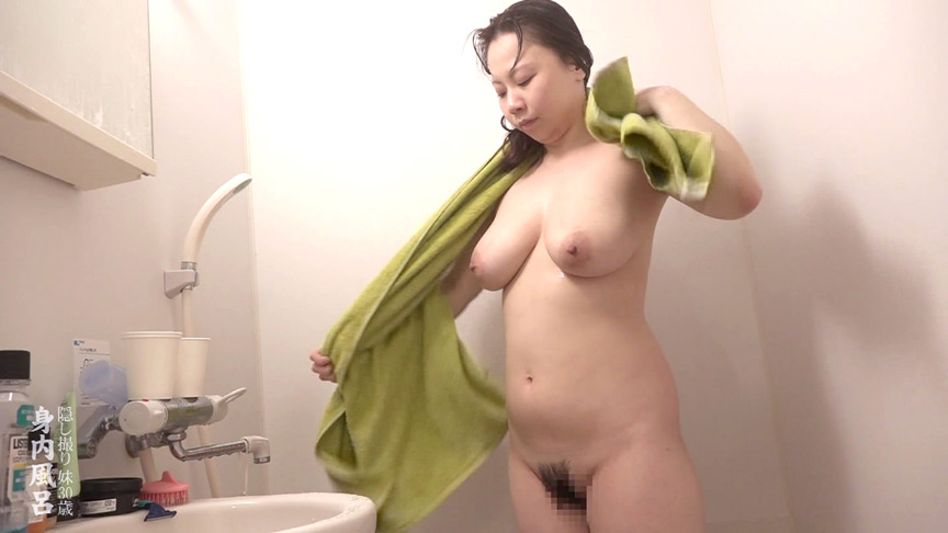 衝撃流出!身内に風呂を盗●された女たち4時間SPのサンプル画像8