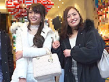 大阪の街で見かけた関西弁が可愛すぎる女の子2