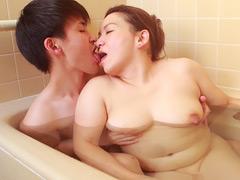 一度限りの背徳人妻不倫(23)~若い男のデカチンをブチ込まれたい巨乳妻・あや45歳