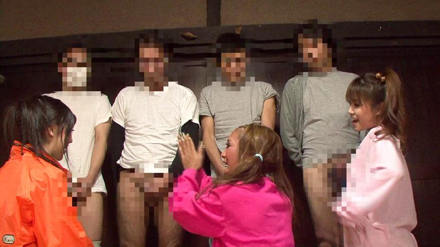 性欲ハンパない女子10人の逆ナンパSEX 画像 1