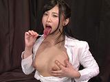 舌でベロベロ×唾液ビチャビチャ生放送 完全版 【DUGA】