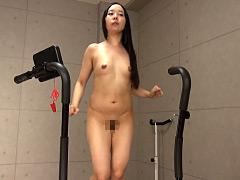 汗だく素人娘 全裸でRUN! Vol.2