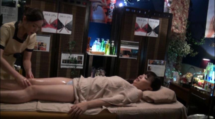 レズエステ人妻高級オイルマッサージ6のサンプル画像11