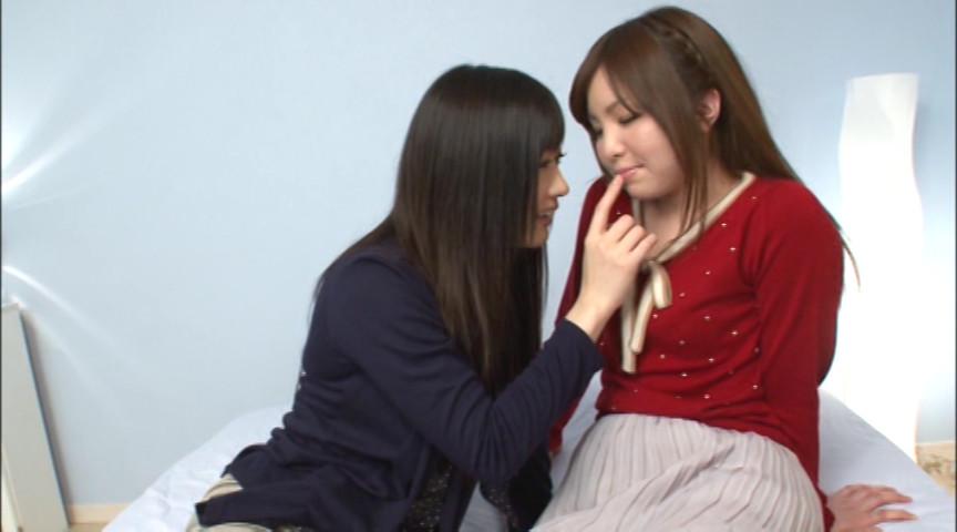 真性レズビアン 処女喪失 大槻ひびき・小林麻衣 画像 10