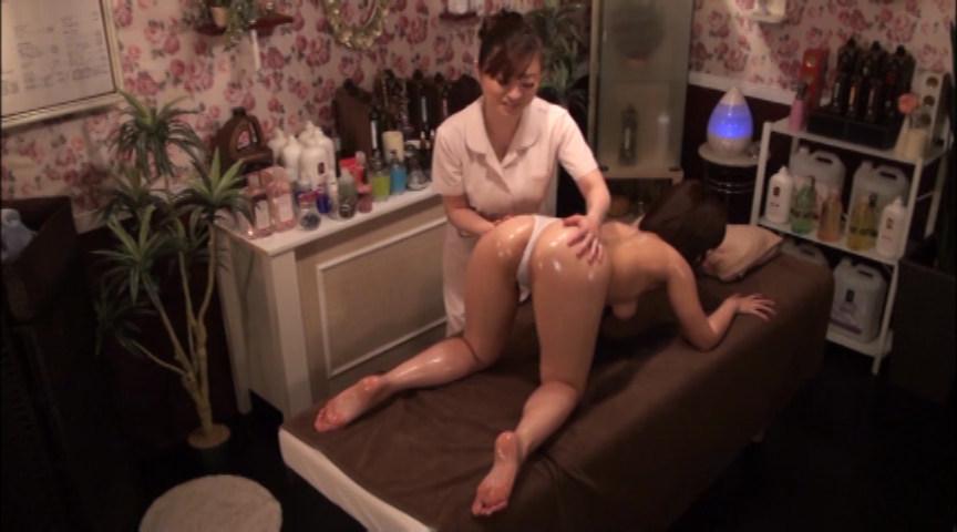 性感レズエステサロン36 絶妙なテクで本能むき出しで股間を濡らし身悶える素人娘5名 の画像20