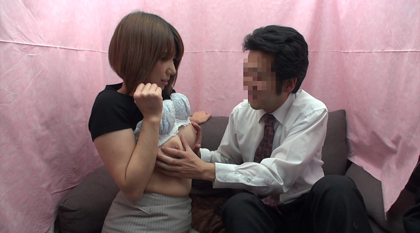 女上司と部下は賞金ゲームで一線を超え男女の関係になるのか? 8枚目