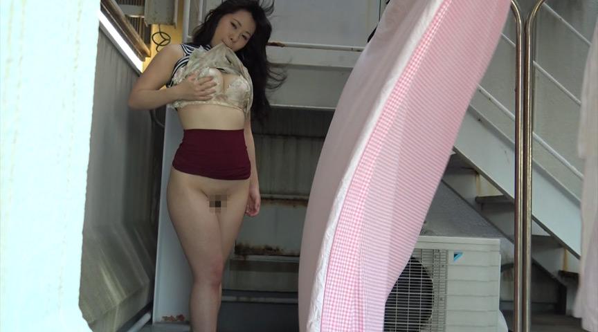 露出願望のある変態妻痙攣連続絶頂オナニー2 画像 6