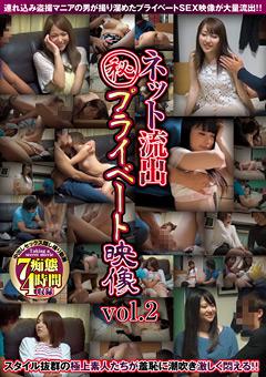 【盗撮動画】ネット流出(秘)プライベート映像-vol.2