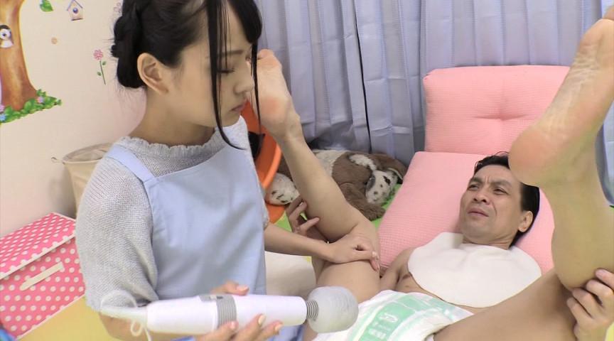 保育士あべみかこが赤ちゃんプレイに神対応