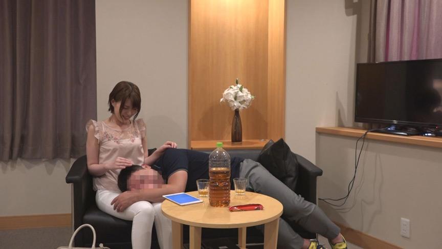 初対面の素人夫婦がスワッピングゲームに挑戦! 画像 6