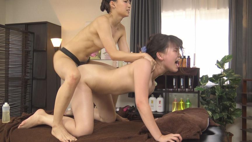 人妻アナル痙攣絶頂レズファック!!