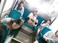 朝の女性専用バスに乗車してヤリたい放題に中出し-6
