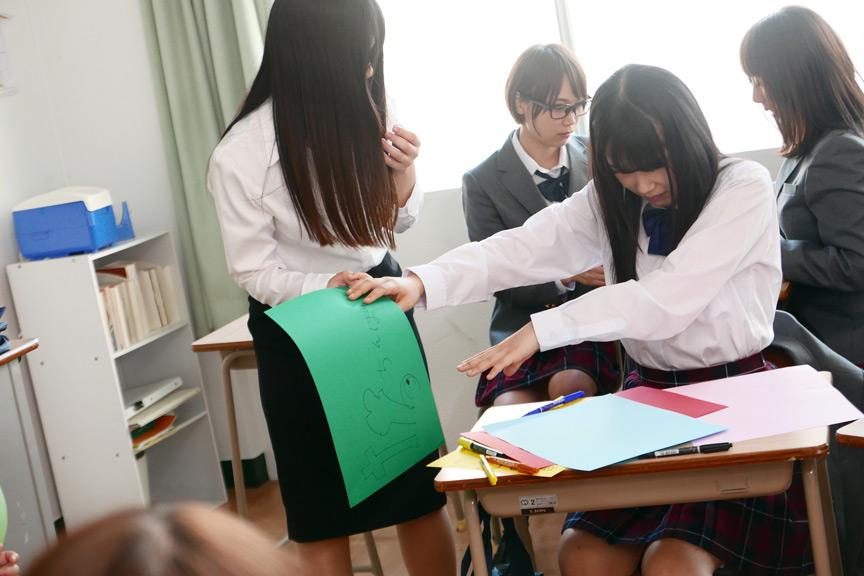 女子校時間停止 画像 2