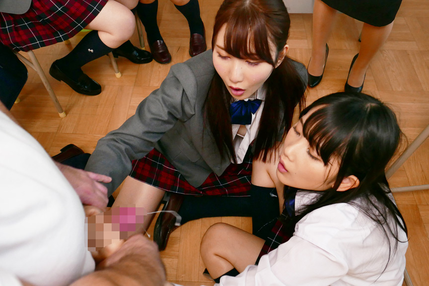 女子校時間停止 画像 3