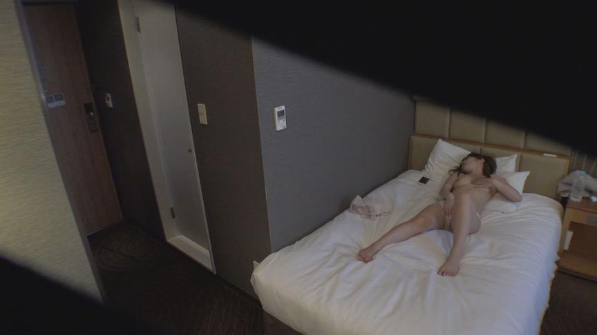 日常こっそり覗く 女子専用ビジネスホテルオナニー盗撮 画像 7