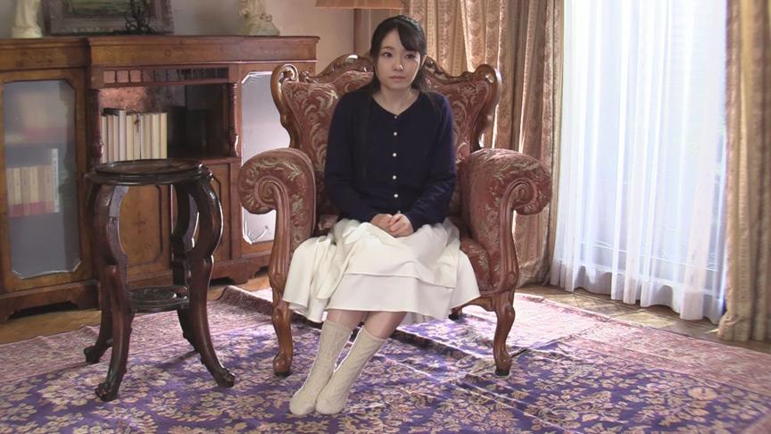 文系美少女 飛びっ子パンツ履いて朗読できたら10万円!