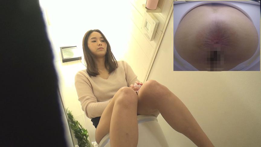 アウトレット女子トイレ放尿オナニー盗撮 画像 4