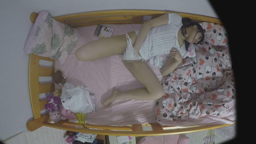 性活を覗く 看護師女子寮オナニー盗撮 画像 5