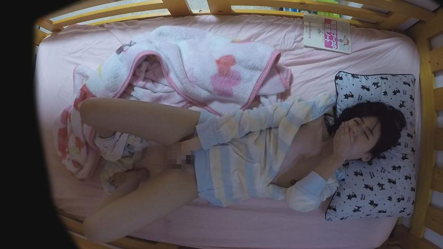 性活を覗く 看護師女子寮オナニー盗撮 画像 8