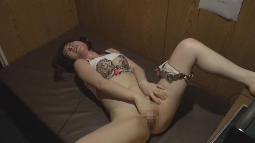 40人性欲剥き出しオナニー 個室ビデオ盗撮8時間 画像 15