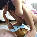 柚葉&レオ女王様の黄金調教