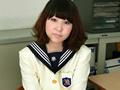 学生ブルマ純白おしっこサムネイル1