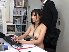 裸のOL 経理課 秋月めい
