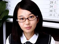 関西弁の高校卒業したての超マジメっ娘を即SEX