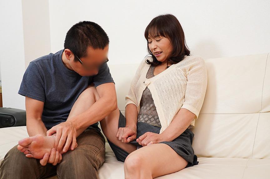 未亡人義母 時田こずえ 画像 6