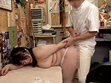 鍼灸院すどう盗撮り下ろし 145センチの巨乳奥さん